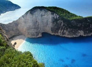 Rent a Boat to Shipwreck Navagio Beach