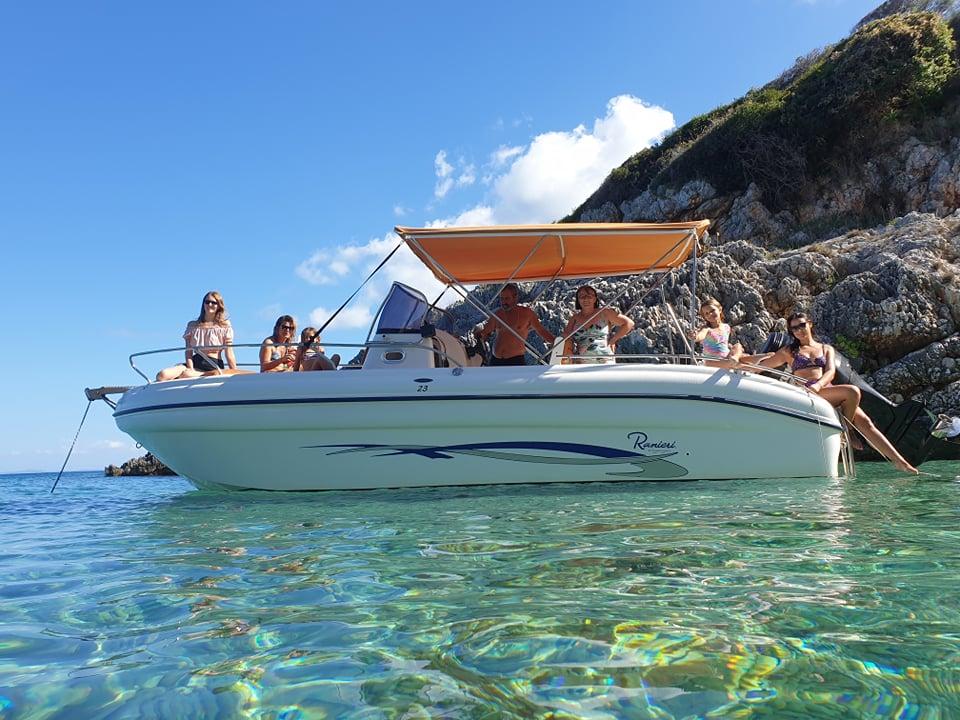 Private Boat Tours in Zante