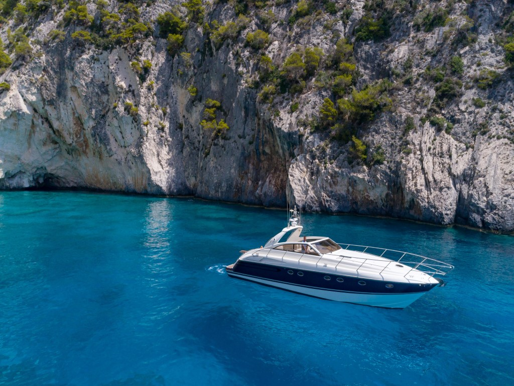 Rent a yacht in Zante