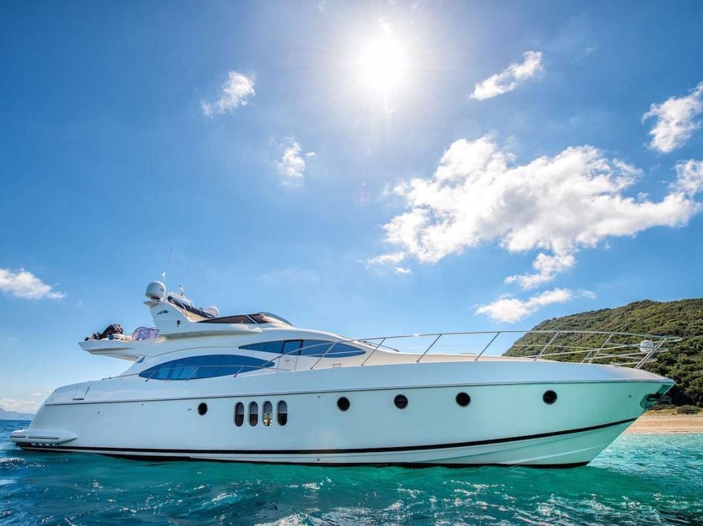 Zakynthos Yacht Charter
