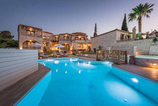 villas in Zankynthos