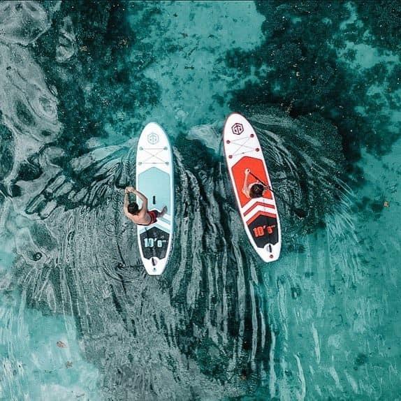 paddleboards in zante